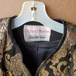 Vintage Saks Fifth Ave blouse